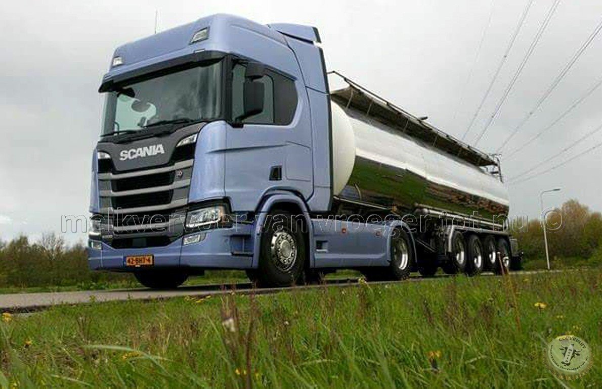072 - RMO-Scania kent 82-BHT-4 demo Germo logistiek #