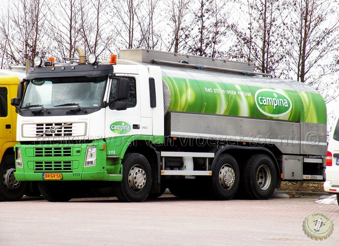 164 - RMO campina 3 as Volvo FM Kent BR-GN-58 #